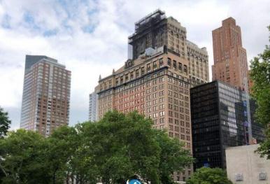 美国纽约炮台公园